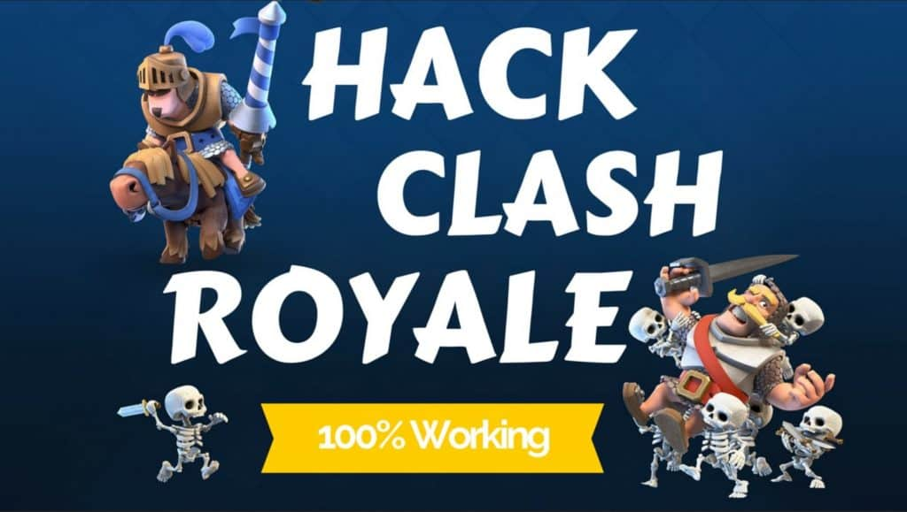 download clash royale hack free gems